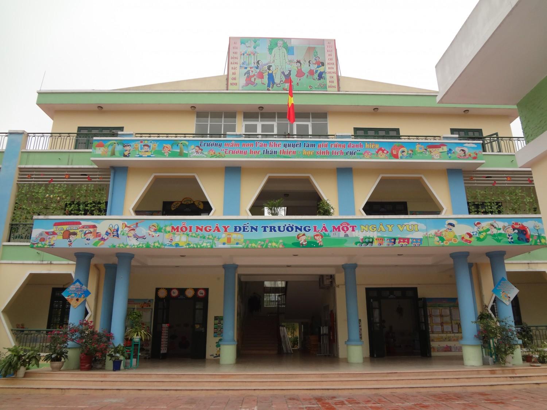 Hình Ảnh Trường Mầm Non Văn Khê - Cơ Sở 1